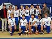 8A Team - Tournament Champs!