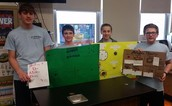 History of Atomic Theory Projects