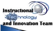 Instructional Technology and Innovation Department UPDATE