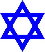 A Jewish symbol – Star of David