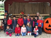 Mrs. Meiske's class at Devine Acres