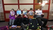 Eleva Students Read with Central!