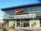 Here is the Nike Factory Store