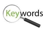 How do we correctly use keywords?