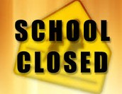 November school closures