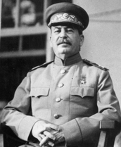 How did Joseph Stalin's leadership qualities affect the kind of strategies used by the USSR?