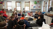 Lab safety in 7th grade