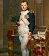The Emperor Napoleon in His Study at the Tuilieries