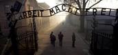 Entry to Auschwitz