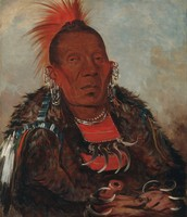 Oto Tribe's Chief.