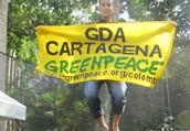 Ya se acerca el I congreso de Greenpeace Cartagena