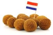 Holländische Fleischbällchen
