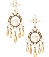 *SOLD* Havana Chandelier Earrings