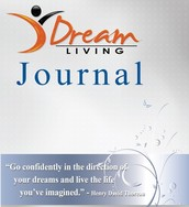 Dream Living Journal by Angela E. Spears