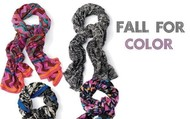 New Scarf Patterns