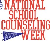 February 1-5 is National School Counseling Week!