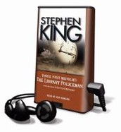 The library policeman : Three past midnight [electronic resource (playaway)] by Stephen King