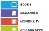Google Play Categories