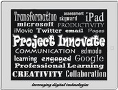 Project Innovate Summer Training Schedule