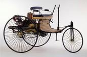 Daimler-Benz premier automobile