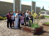 Students are enriched by hands on projects, class gardens, campus jobs and social integration opportunities