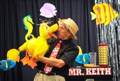 Thursday June 18th at 10 AM - Magic Man - Keith Karnok