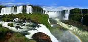 Igzuau falls