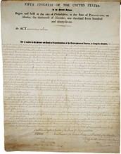 The Alien and Sedition Acts??