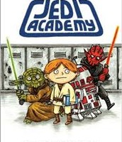 First Place in the Elementary Level:  Jedi Academy