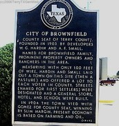 City of Brownfield