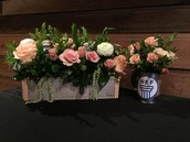 Education Foundation Gala Centerpieces