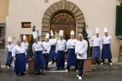 מסעדת Arnolfo בטוסקנה