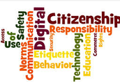 Digital Citizenship Week is October 18 - 24, 2015