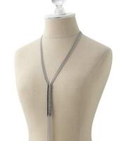 Tessa Fringe Necklace ($30)