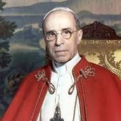 About Pope Pius XII