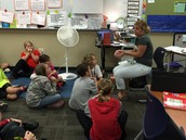 Math Coaching Visit