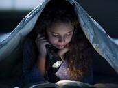 Flashlight Reading Fridays!