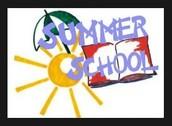 Summer Intervention Program Information