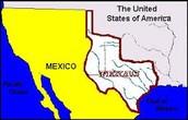1845--Texas Annexed