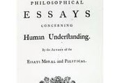 "John Locke and his ""Essay Concerning Human Understanding"""