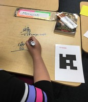 Formative Assessment using Plickers Step 2
