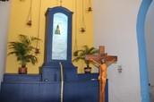 Igreja de areias .