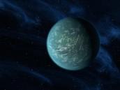 Information About Kepler 22b