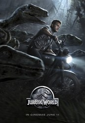 Get Jurassic World Oct. 20th