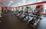 Largest Fitness Center of Any Apartment Complex in Raleigh!!