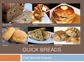Types of quick bread