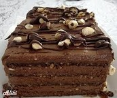 Le gateau chocolat