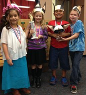 1st Grade Skippy JonJones Champions