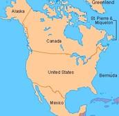 North American Border