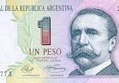 1 Argentine Peso